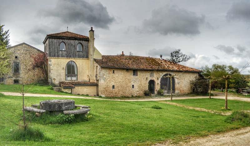 Buiten klooster