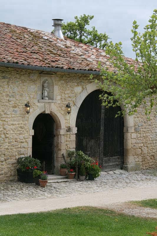 Ingang kapel