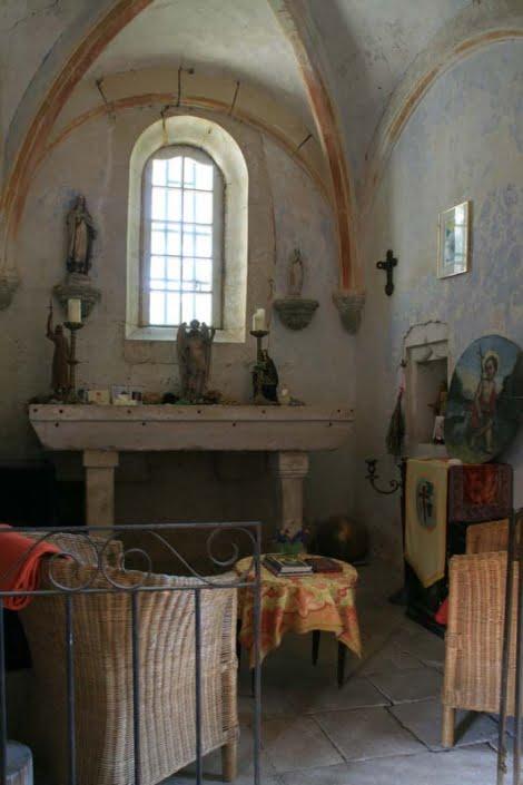 Kapel in klooster